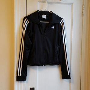 [Adidas] zip up jacket
